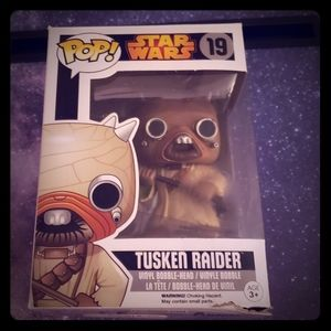 Star Wars Funko Collectible